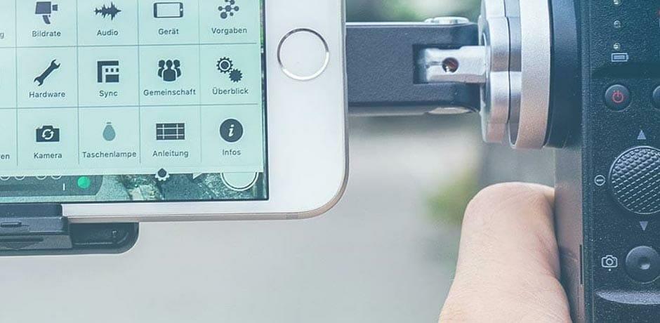 Videoproduktion mit dem Smartphone – tinkla.com